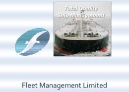Fleet Management Careers at sea