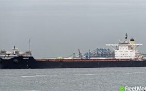 Capesize bulk carrier crew multiply health problems: 1 crew reported dead; 1 medevaced
