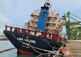 Container vessel LIMA VALERIE suffered stability loss, heavy list Reason?